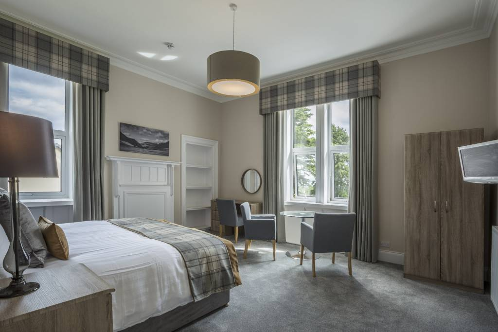 Bannock Burn suite