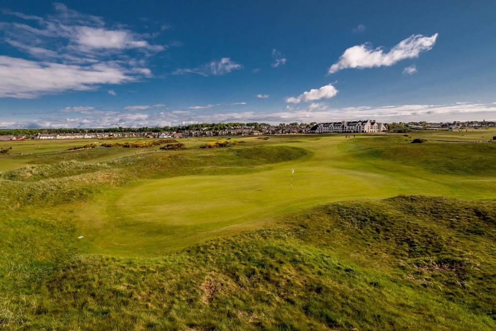 Carnoustie Links