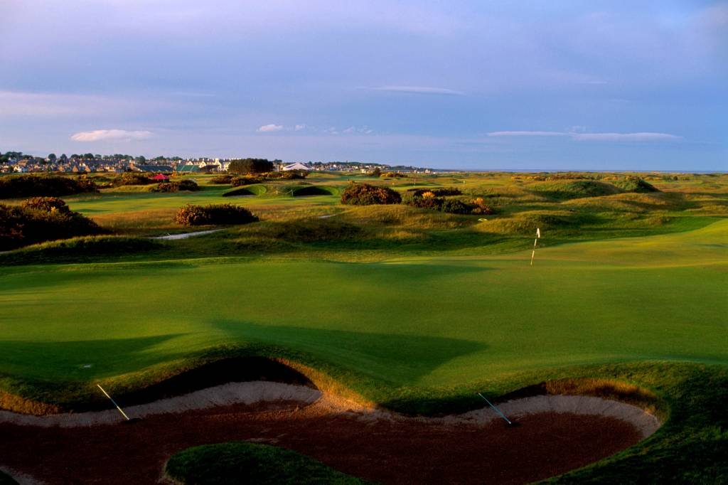 Carnoustie Golf Course, Angus