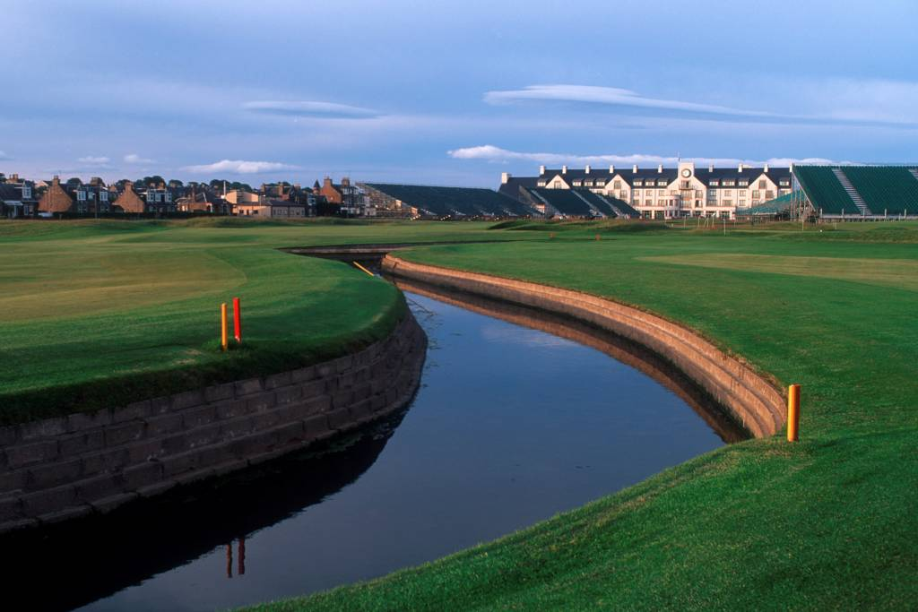 Golf Course Carnoustie, Angus